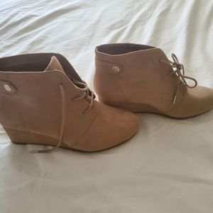 Dr. Scholl's Shoes - Wedged Booties